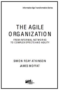 Agile Organization