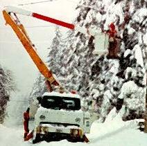 Snowstorm Repairs